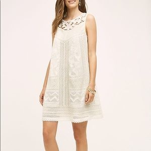Anthropologie Vanessa Virginia Cottonwood Dress